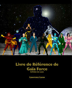 Gaia Force Source Book French