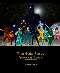 Gaia Force Source Book